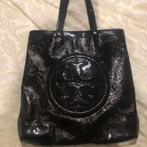 Tory Burch Logo Large Tote Bag
